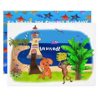 Carte Phare heureux par Happy Juul Company