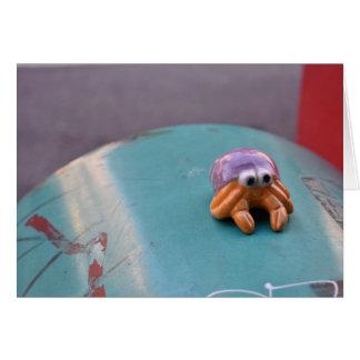 Carte Photographie urbaine désagréable de rue du crabe