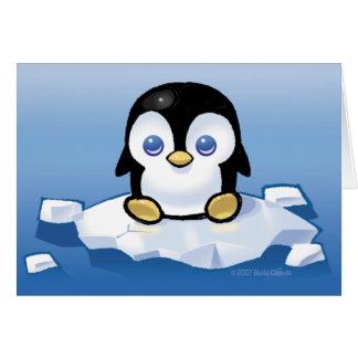 Carte Pingouin