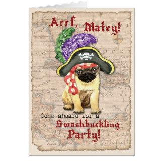 Carte Pirate de carlin