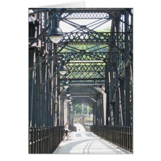 Carte Pittsburgh, ville des ponts