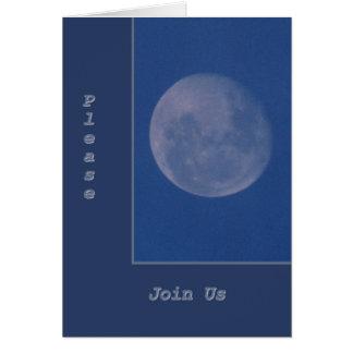 Carte Pleine lune