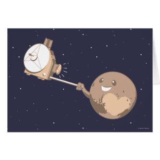 Carte Pluton Selfie