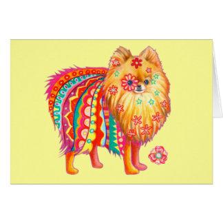 Carte Pomeranian
