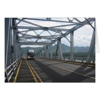 Carte Pont de San Juanico