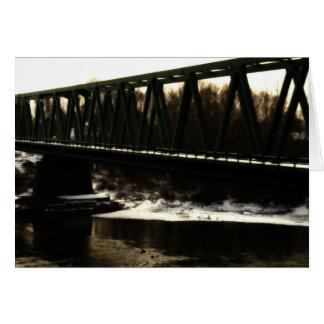 Carte Pont en rail