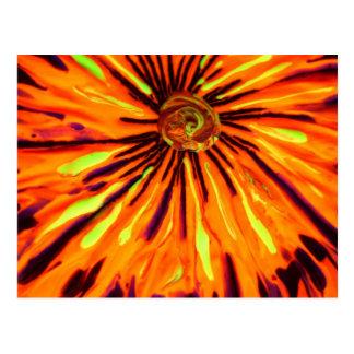 """Carte Postale #09 """"éruption chromosphérique de lave"""","""