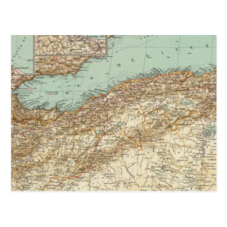 Carte Postale 112 Maroc, Algérie, Tunisie