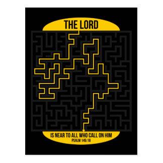 Carte Postale 145:18 de psaume
