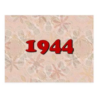 CARTE POSTALE 1944