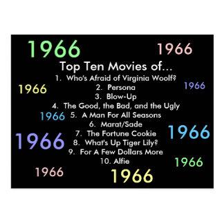 Carte Postale 1966 films