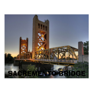 Carte Postale 20060805095806 ! Tower_Bridge_Sacramento_edit, SA…