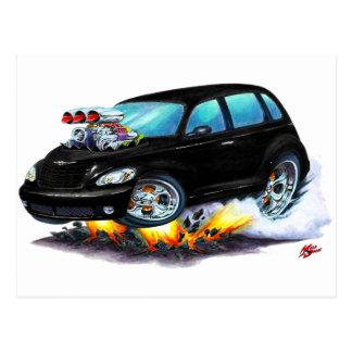 Carte Postale 2008-10 voiture de noir de croiseur de pinte