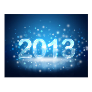 CARTE POSTALE 2013