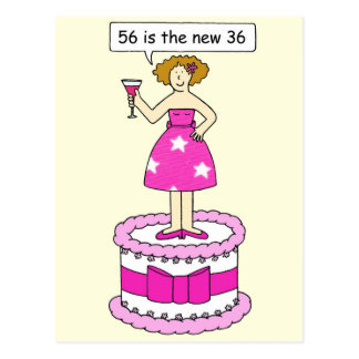 Carte Postale 56 est le nouvel humour de 36 anniversaires pour