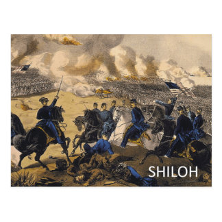 Carte Postale ABH Shiloh