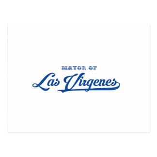 Carte Postale Accueil à Las Virgenes