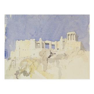 Carte Postale Acropole Athènes 1994
