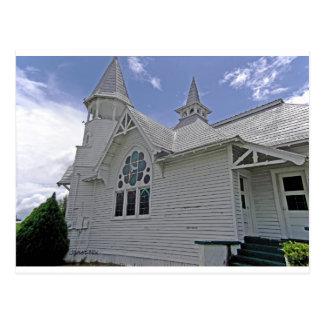 Carte Postale Agrume blanc la Floride d'église
