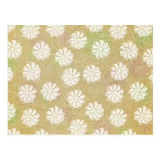 Carte Postale Agrume floral