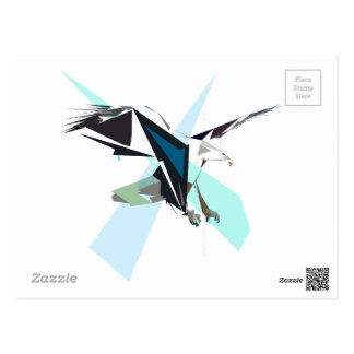 Carte Postale Aigle