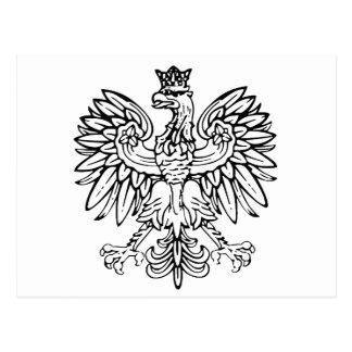 Carte Postale Aigle Armorial
