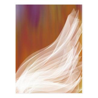Carte Postale Aile d'ange