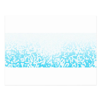 Carte Postale AizCubes - bleu