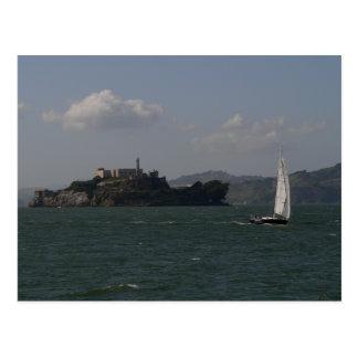 Carte Postale Alcatraz