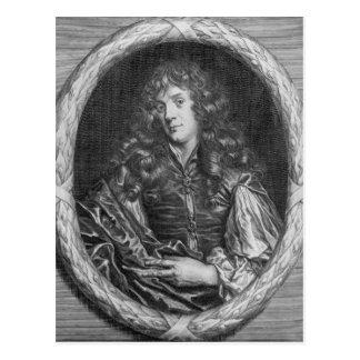 Carte Postale Alexandre Browne, gravé par Pieter de Jode