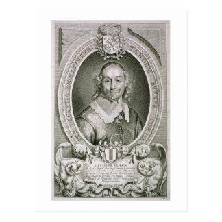 Carte Postale Alexandre Erskein (d.1656) de 'DES Hom de