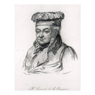 Carte Postale Alexandre Grimod de la Reyniere