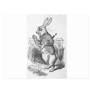 Carte Postale Alice au pays des merveilles 2,5