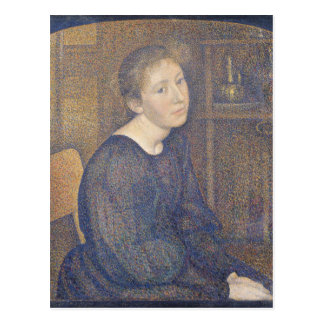 Carte Postale Aline Marechal 1892