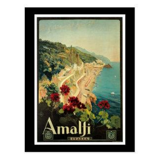 Carte Postale Amalfi