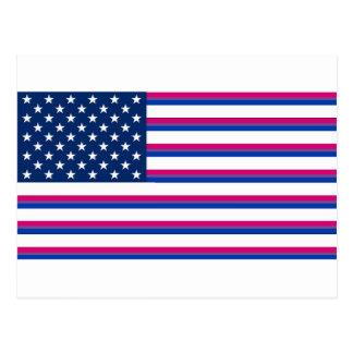 Carte Postale Américain de Bi