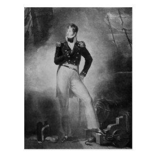 Carte Postale Amiral Thomas Cochrane