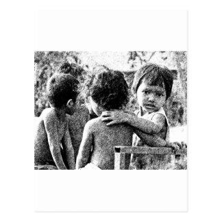Carte Postale Amis du Cambodge
