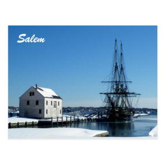 Carte Postale Amitié de Salem