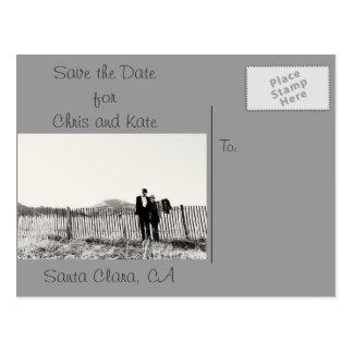 Carte Postale Amour de long temps
