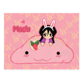 Carte Postale Amour de Mochi. Print2