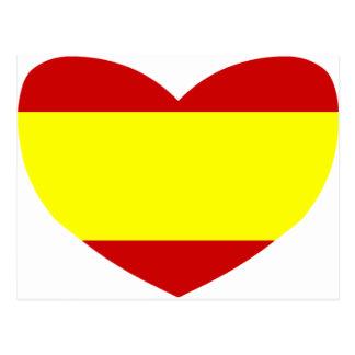 Carte Postale Amour Espagne