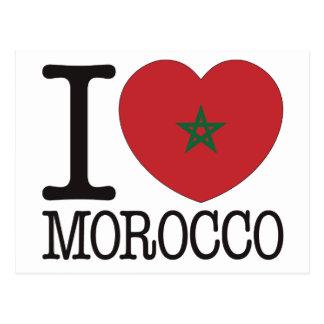 Carte Postale Amour v2 du Maroc