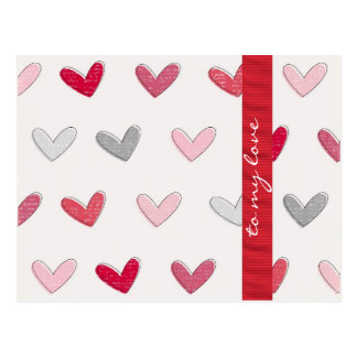 Carte Postale Amoureux