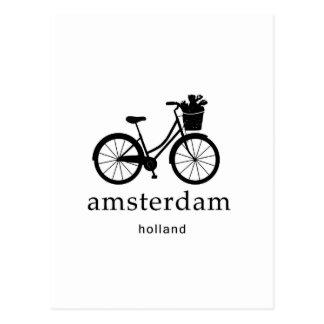 Carte Postale Amsterdam