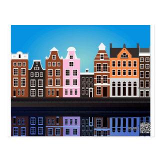 Carte Postale Amsterdam 2