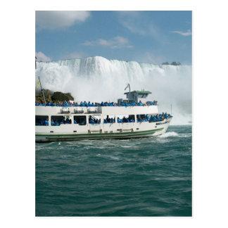 Carte Postale Amusement du lac Ontario la rivière Niagara