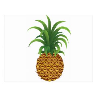 Carte Postale Ananas