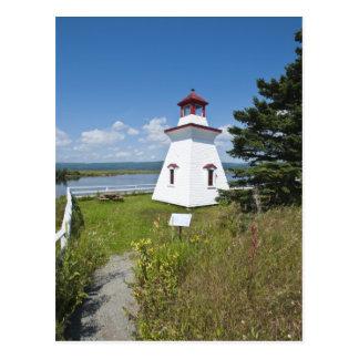 Carte Postale Anderson sanctifient le phare en Rive-Albert,