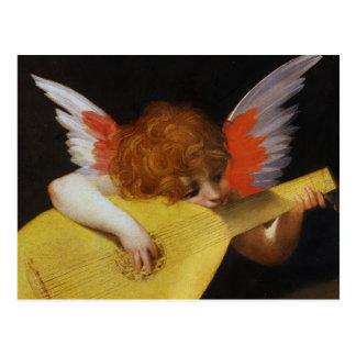 Carte Postale Ange italien de la Renaissance